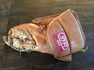 Vintage D&r S4D Pro Hockey Trapper Glove