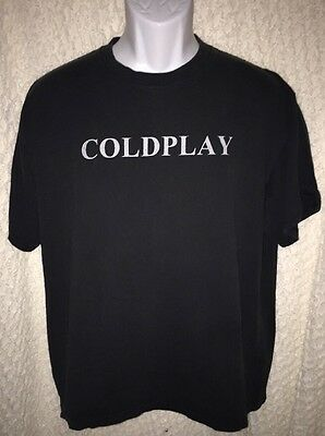 Coldplay Live at the Red Rocks T-Shirt Size Adult Large