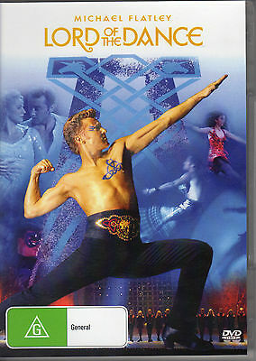 Lord Of The Dance - Michael Flatley  New All Region Dvd