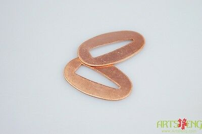 Sp005 One Pair Brass Seppa