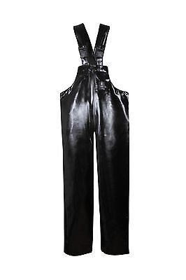 PVC TROUSERS WATERPROOF ACID  as LATEX  disguise pants  Protective clothing