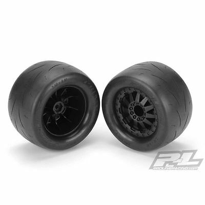 Proline Prime 2.8 All Ter. Tyres On Blk F11 Wheels (Traxxas) - PL10116-15