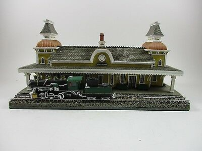 Danbury Mint Historic Rail Road Stations The North Conway RR Station