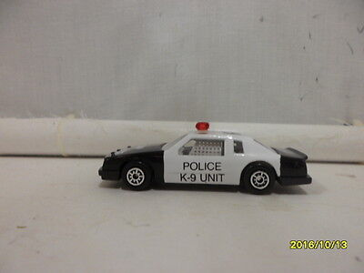 Buick Lesabre Police K-9 Unit By Maisto  1/64 Scale 1994 Loose  B456