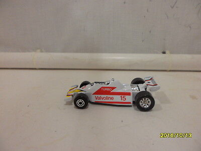 #15 Valvoline Indy Formula One   By Maisto  1/64 Scale 1994 Loose  B456