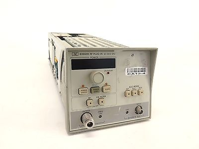 HP Agilent 83592B RF Plug-In