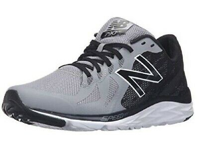 NEW MEN'S NEW Balance 490 Speed Ride Shoes!!! In Gray Orange
