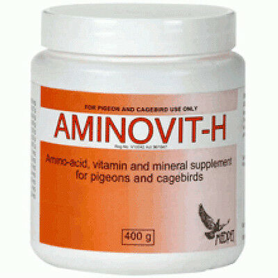 Pigeon Product - Aminovit-H by Medpet  for Racing Pigeons