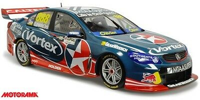 1:18 Scale Model Car 2016 Team Vortex Craig Lowndes 888 Holden Commodore 18610