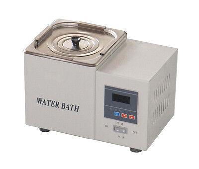 New Latest Digital Lab Thermostatic Water Bath Single Hole Electric Heating