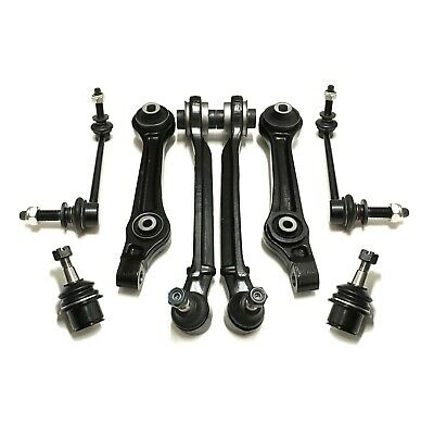 8 Pc Complete Suspension Kit for Chrysler 300 2006 2007 Dodge Charger Magnum RWD