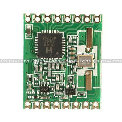 RFM69HW 868Mhz/433Mhz/915Mhz + 20dBm HopeRF Wireless Transceiver For Remote/HM C