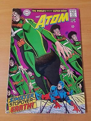 The Atom #38 ~ FINE FN ~ (1968, DC Comics)