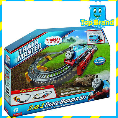 Thomas & Friends™ TrackMaster™ 2-in-1 Track Builder Set boys toys toy train