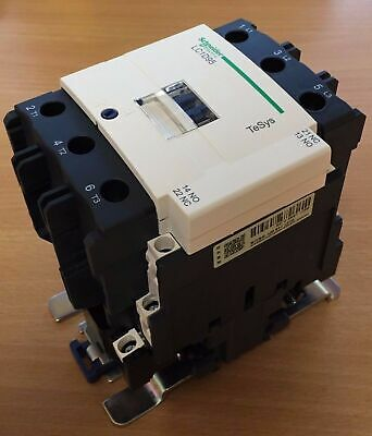 Schneider TeSys LC1D95E7C Contactor 48V Coil 45kW Three 3 Phase 8C1520