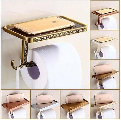 Free Shipping Bathroom Artistic Toilet Paper Holder Wall Mounted Paper Tissue