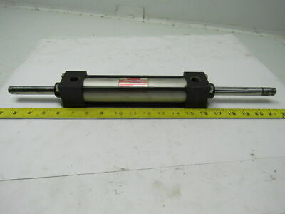 "Quipp 9430 Pneumatic Cylinder Double 1-1/2"" Bore X 6"" Stroke"