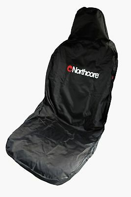 Northcore Waterproof Car Seat Cover (Black) Mens Unisex Surfing Surf Watersports