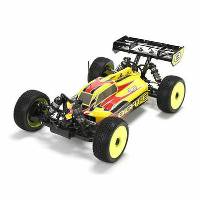 Losi 8IGHT-E RTR AVC: 1/8 Electric 4WD Buggy - LOS04003C