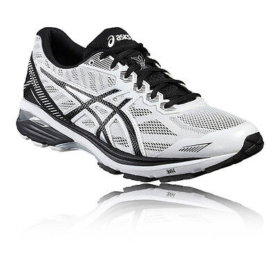 Asics GT-1000 5 Mens White Support Running Road Sports Shoes Trainers Pumps