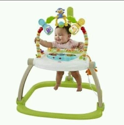 Fisher-Price Rainforest Specsavers Jumperoo New!!!£98