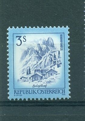 PAYSAGES - BEAUTIFUL AUSTRIA 1978 Common Stamps