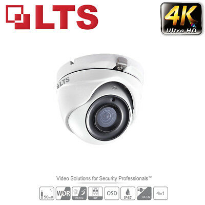 1080P 2MP HD TVI CCTV Security Camera Outdoor Night Vision Dome Home system IR