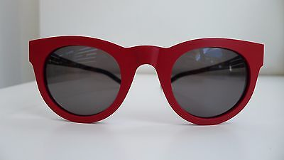 CAROLINA LEMKE BERLIN Black Handmade Frame Glasses CL 5235-2