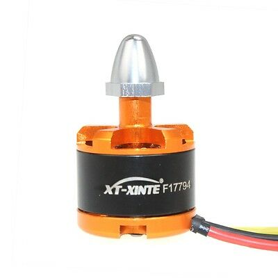 920KV CCW Brushless Motor for DIY 3-4S Lipo RC Quadcopter F17794
