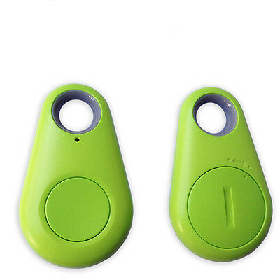 Bluetooth 4.0 Anti-lost Alarm Key Chain Locator Smart Tracker for iPhone Android