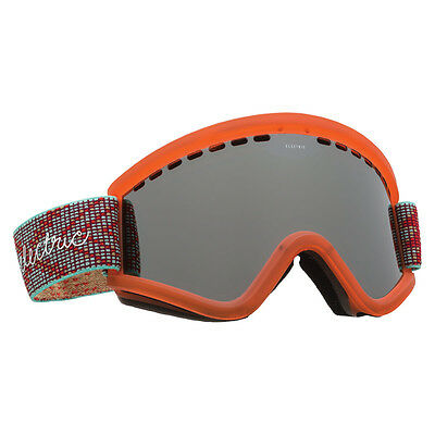 Electric Womens Goggles - EGV-W Snowboard Goggles with Spare Lens - 2017