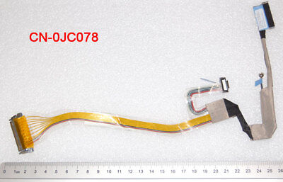 Cable for Dell Inspirion 630M XPS M140 LCD Camera Cable 0JC078 CN-0JC078 #I04.1