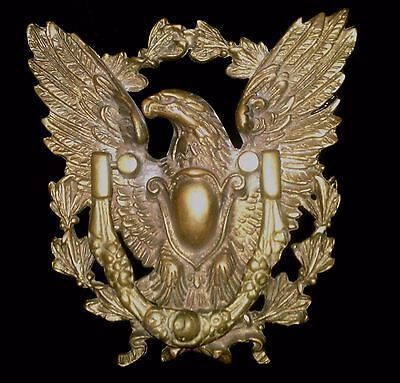 Brass American Eagle Door Knocker