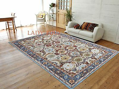 Brand New Cecily 5x8 Traditional Persian Oriental Handmade Wool Rug & Carpet