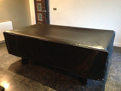 Snooker/pool Table Heavy Duty Cover, 6 Foot, Weatherproof, Made In England