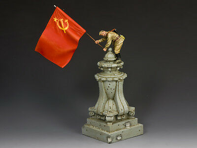 King and (&) Country RA064 - Raising the Red Flag