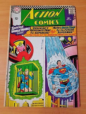 Action Comics #339 ~ VERY GOOD VG ~ (1966, DC Comics)