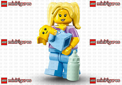 LEGO 71013 MINIFIGURES SERIES 16 - Babysitter ~FACTORY SEALED