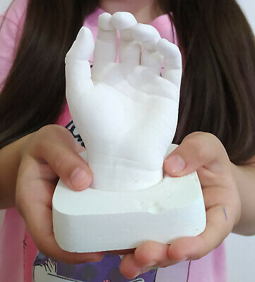 "🎁 Baby 3D Hand Casting Kit ""BIG"" 