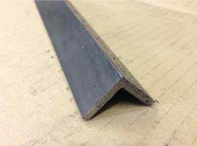 Bright Mild Steel Angle (Various Sizes Available)