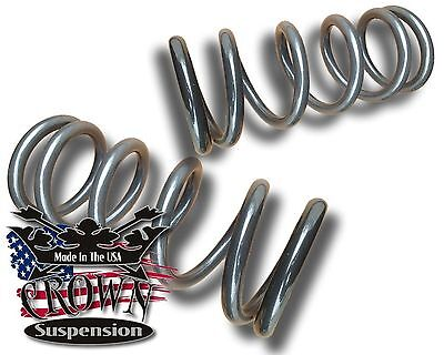 "Crown Suspension 3"" Coil Springs Lowering Drop Kit for 2004-2014 Ford F150 V8"
