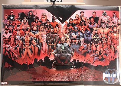 MARVEL COMICS 2005 HOUSE OF M BY OLIVIER COIPEL 24 x 36 POSTER OOP NEW