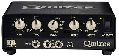 """""""new"""" Quilter Labs 101 - Mini Head - Made In The Usa"""