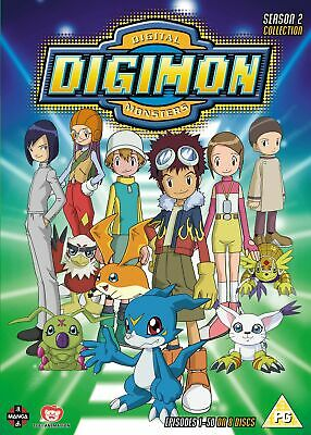 Digimon - Digital Monsters: Season 2 [DVD]