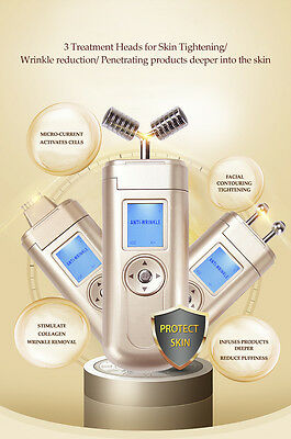 Facial Contouring Machine- Treat Wrinkles/ Contouring/ Stimulate Collagen FAST