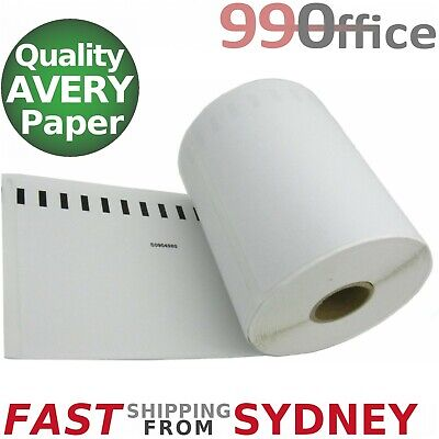 Compatible Dymo 4XL Label 220 Roll SD0904980, Large 104 x 159mm, from Sydney