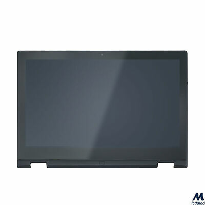 """13.3"""" LCD Touch Screen Display Assembly for Dell Inspiron P57G 2-in-1+Frame 1366"""