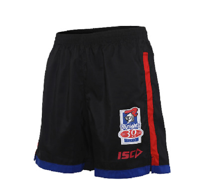 Newcastle Knights 2017 NRL Training Shorts Adults and Kids Sizes BNWT