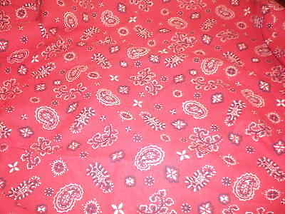 "Longaberger Backyard Bandanna 36"" Fabric Square"