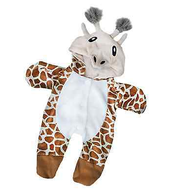 "Giraffe Onesie outfit / clothes to fit 16"" build a bear factory bears"